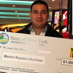Lotto winner Marvin martinez found $1M ticket cleaning up after Sandy