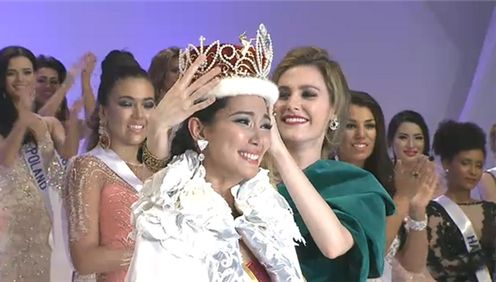 Bea Rose Santiago: Miss International 2013 Winner (PHOTO – VIDEO)