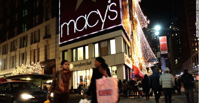 News Macy's bias stop suit, Reports