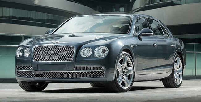 Prince William And Kate Middleton Get New Armored Bentley (PHOTO)