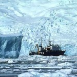 Russian Passenger Ship Trapped in ice near Antarctica