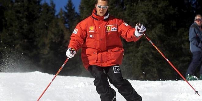 F1 icon Schumacher injured in ski accident (VIDEO)