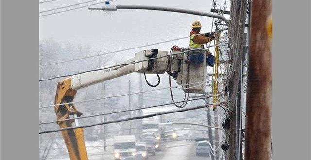 Thousands will be without power until Friday, 2014
