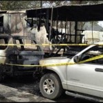 Three children die in Louisiana mobile home fire