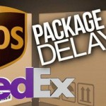 UPS, FedEx Scramble To Get Christmas packages Delivered
