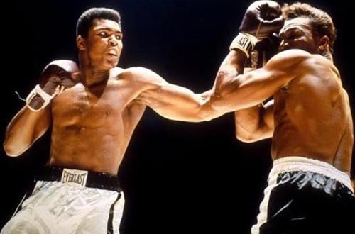 IQ scores of famous people : Muhammad Ali IQ 78