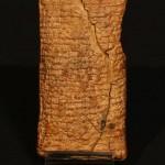 Ancient script says Noah's Ark round