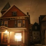 Couple advertises home as 'slightly haunted'