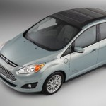 Ford Announces Solar Hybrid-Electric Car at CES in Las Vegas