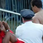 Juan James Rodriguez Streaks in Front of Obama for $1 Million