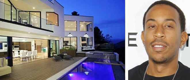 Ludacris buys house in Hollywood Hills