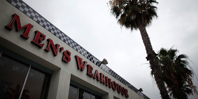 Business digest : Men's Wearhouse Gets Hostile With Jos. A. Bank