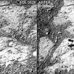 Mystery Mars Rock Appears Near Opportunity Rover
