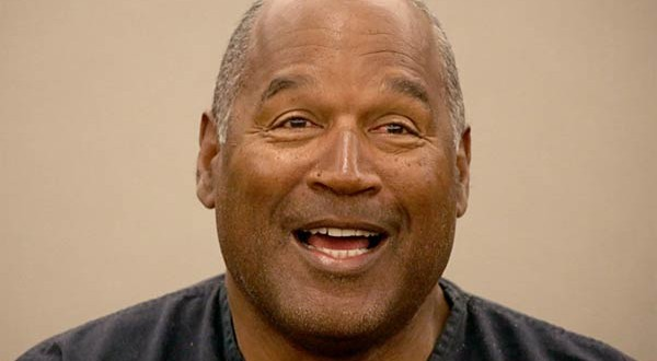 O.J. Simpson is undergoing tests for BRAIN CANCER