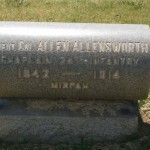 Allen Allensworth killed by motorcyclist 1914