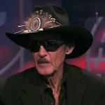Richard Petty accepts challenge to race Danica Patrick