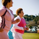 Keeping fit could cut the risk of catching flu, Study