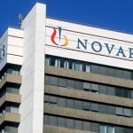 Novartis announced first quarter results 2014