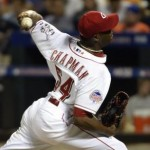Aroldis Chapman activated off the DL, Partch optioned