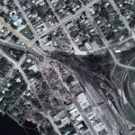 Google Map image of destroyed Lac-Megantic 'disgusting'