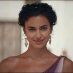 Irina Shayk : Model bares all in hot new Hercules trailer