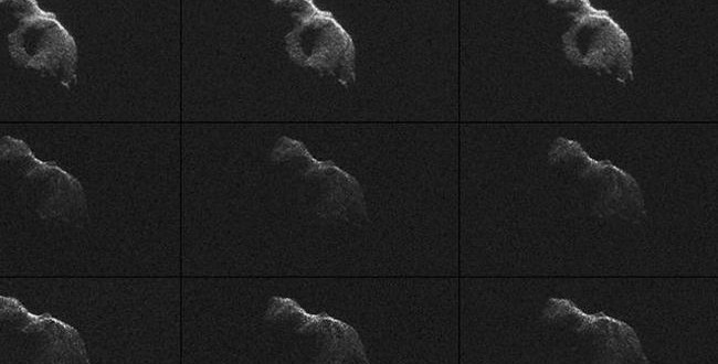 Researchers Obtain Highest-Resolution Views Ever of a Near-Earth Asteroid