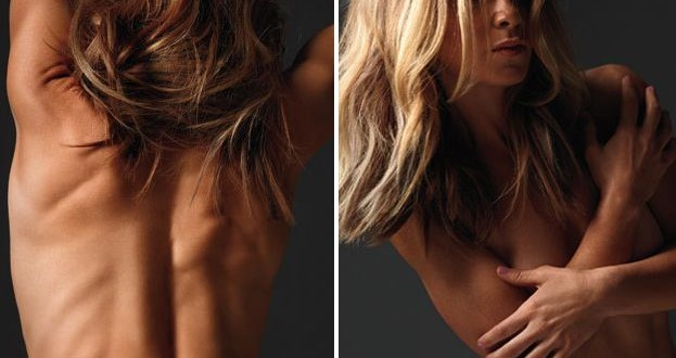 Free Jillian Michaels Nude Poses