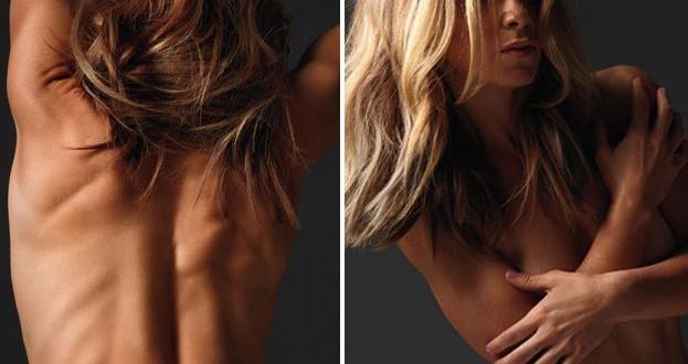 Jillian michaels breasts and nipples