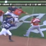 10 ejected after minor league brawl