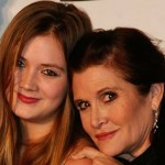 Billie Lourd To Play Princess Leia In Star Wars : Episode VII