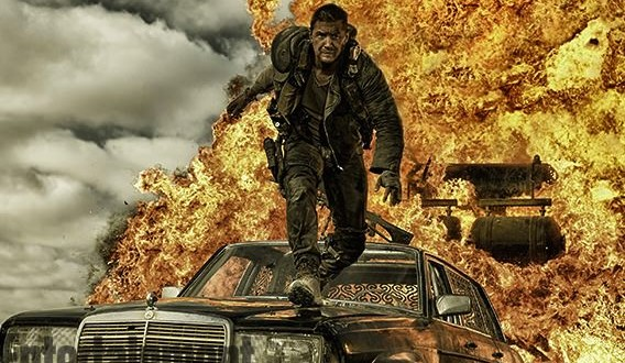 """Mad Max: Fury Road"" trailer debuts at Comic-Con (Video)"