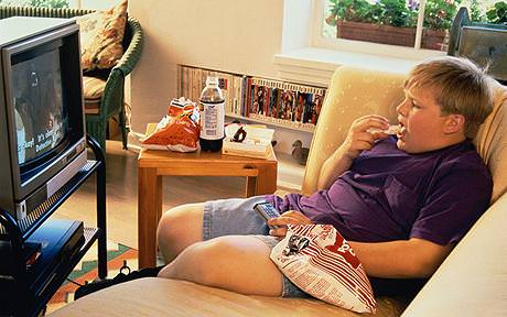Sedentary lifestyle primary reason for obesity, Study