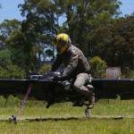 This Hoverbike Is Basically a Giant Quadcopter Drone