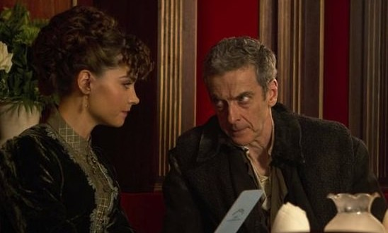 """Doctor Who"" lands with a splash"