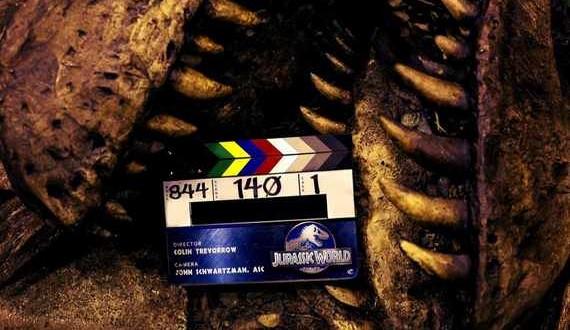 Jurassic World Finishes Filming (Photo)