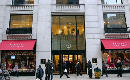 US : Barneys Will Pay $525G For Racially Profiling Customers