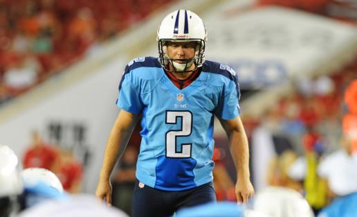 Rob Bironas Killed in Car Accident Saturday Night