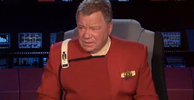 William Shatner : Actor confirms Star Trek 3 approach