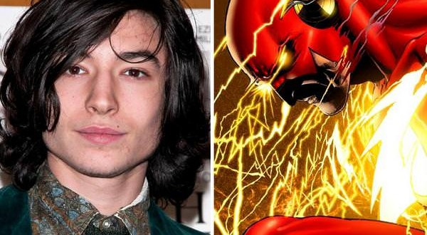 Ezra Miller Cast As Movie Version Of The Flash In 2018