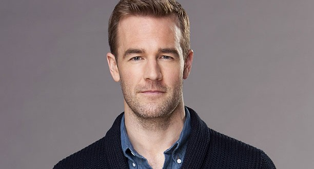 James Van Der Beek – 'CSI Cyber' :  Actor Talks 'Dark Places Of The Internet'