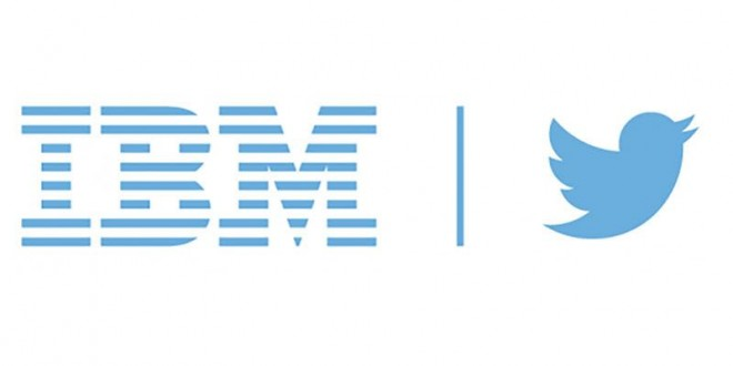 Twitter and IBM strike data mining agreement, Report