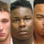Faulkner Ryan Brooks : 3 arrested in death of Faulkner University football player
