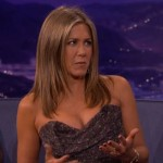 Jennifer Aniston, Conan O'Brien: Actress opens up about controversial Horrible Bosses 2 cut sex scene (Video)