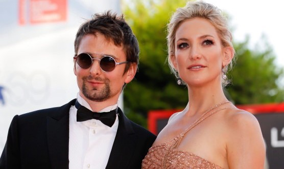 Kate Hudson And Matt Bellamy Split : Actress Rumored to Be Dating Derek Hough After Matt Split