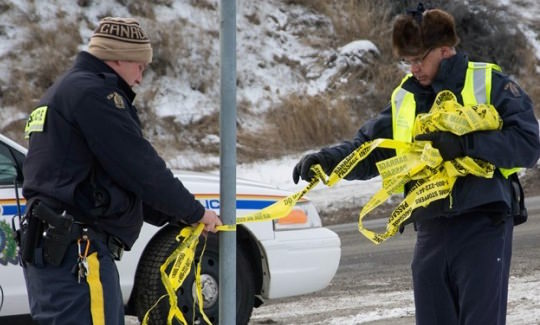 Kenneth Michael Knutson : Suspect charged in shooting of Kamloops RCMP officer