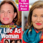 Bruce Jenner Transforms Into a Woman in Magazine Cover (Photo)