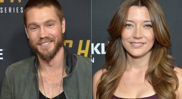 Chad Michael Murray weds Chosen co-star Sarah Roemer