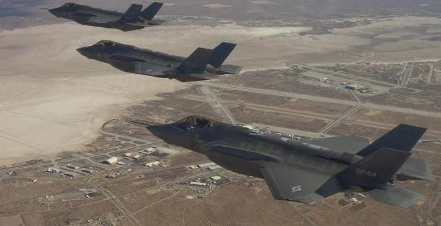 China denies suggestions it stole designs for new U.S. Jet Fighter