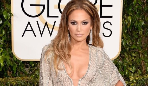 Jennifer Lopez Gown – Photo : Singer Slays Golden Globes Red Carpet In Zuhair Murad!