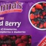 Frozen berries linked to Hepatitis A, Report
